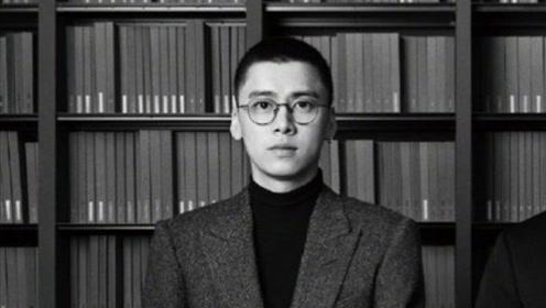 李易峰寸头造型登2月刊封面 眼镜 杀一眼万年