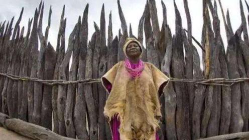 非洲部落出现一位女酋长,她统治58个村落,拥有数不尽财富
