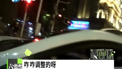 当新手女司机遇到交警,交警:真让人捉急