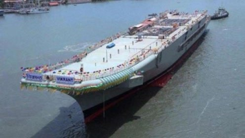 好消息终于传来!亚洲最贵航母主机成功点火,13亿人兴奋不已