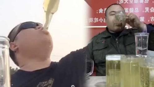 他一分钟喝7杯酒,视频发国外爆红:这样不健康,已经不喝了