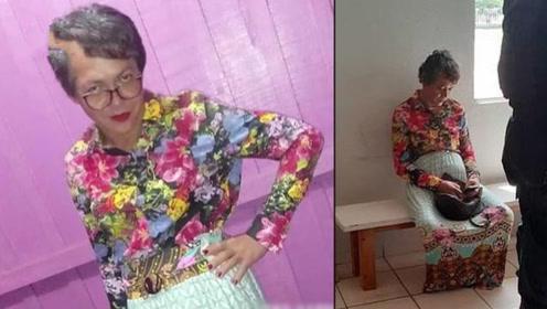 60岁母亲驾考3次没过,儿子浓妆艳抹替妈考试:一双大手被识破