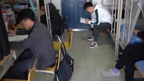 真学霸宿舍!5名舍友每天学习12小时,全部通过法考