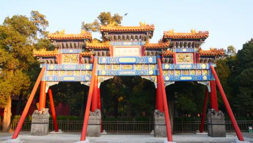 牌楼:穿越千年的传统建筑 中华文化的一张名片