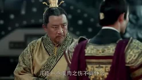 琅琊榜:靖王强势镇压叛军,梅长苏直言无人再能阻碍,大势已定