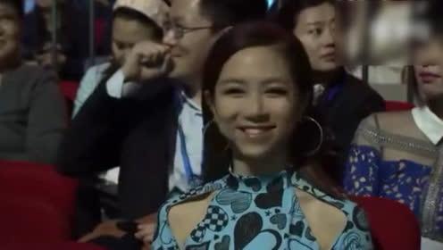 华成宇领奖称邓紫棋是他女朋友引现场尖叫