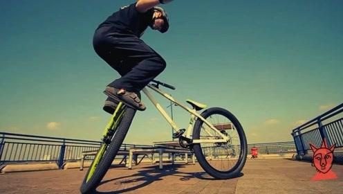 Think Bikes教学前轮定