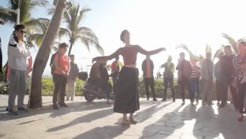 反复看了很多遍的舞蹈,还是美