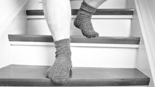 安装在袜子上的小小传感器,却能保护老年痴呆症患者的安全
