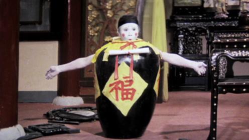 吊打新版的82版《奇门遁甲》 教科书式经典奇幻电影