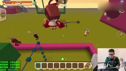手游迷你世界联机游戏,电路教学实现枪凳子自动化控制