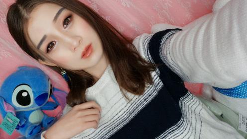 美妆直播|新年香芋裸色仙女妆面画法,提升气质