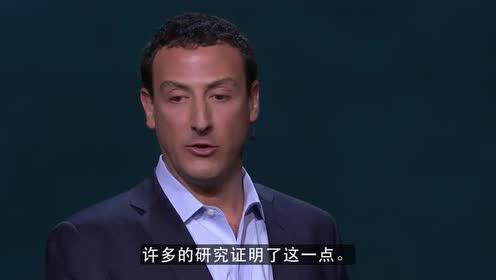 TED视频:CEO失明,却变成对个人和公司的祝福?