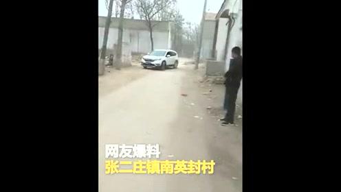 网曝邯郸一男子开车故意撞人 被撞男子已住院昏迷不醒