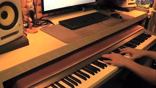 《穿越时空的思念》夜色钢琴曲 赵海洋钢琴