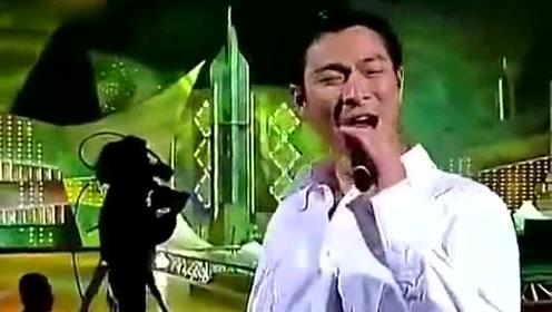 刘德华 张卫健 苏有朋同台合唱《笨小孩》,超好听