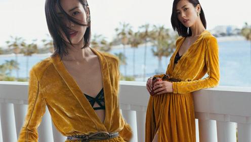 刘雯红毯高贵美艳从未失手 时尚大魔王的时尚进化史