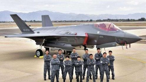 美日F-35首度同框!隐身战机聚集亚太对抗中俄