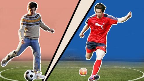 谁说明星不追星,世界杯来袭,你家爱豆看起球来竟然也这么疯狂!
