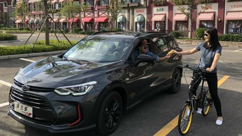 外观如SUV霸气,空间似MPV大气,沃兰多堪称最多变家轿!