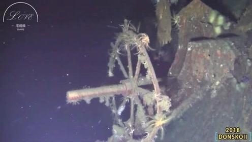 沙俄军舰沉没百年后被韩国发现 或载200多吨黄金