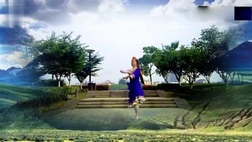 一首《唐古拉》乐曲的舞蹈跳出了异域风情