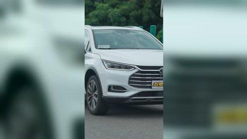 全新比亚迪唐 驾驶品质抗衡汉兰达?