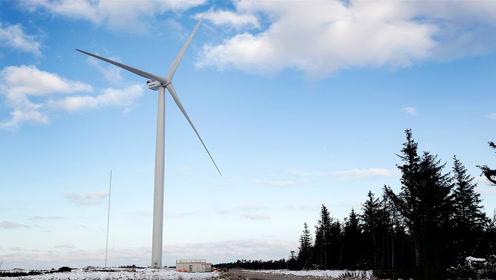 """世界最大风力发电机,中国制造,被称为""""海上巨无霸""""!"""