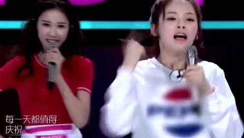 杨超越跳起舞来和当初参加比赛时的跳舞哪个更胜一筹呢?