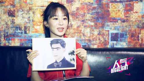 《人气highlight》杨紫:被锦觅旭凤的糖甜到了?专访里的杨紫却恶搞起了奶伦