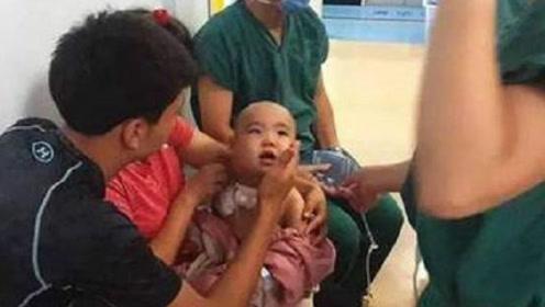 如果宝宝身上出现这些症状,家长别不当回事而耽误宝宝病情
