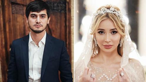 俄新娘嫁富豪 仅名牌嫁妆箱价值208万元