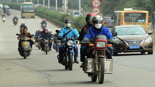 """国内""""摩托车之都""""的城市,拥有近190万摩托车,引来多人羡慕"""