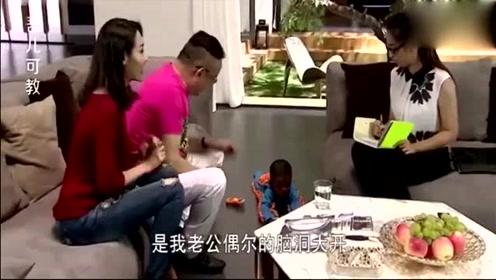 8个月大的儿子被当成拖把, 一杯热水浇在儿子身上, 老婆彻底怒了!