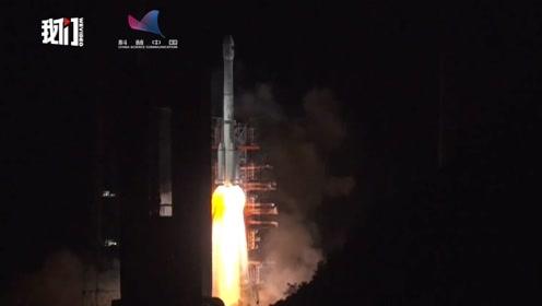 嫦娥四号成功发射升空