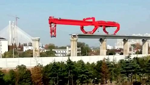 厉害了我的国,这下长见识了,原来高铁是这个样子建成的!