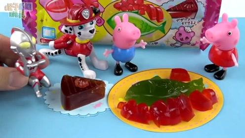《橙子乐园在日本》可以吃的蔬菜水果切切乐,连奥特曼都觉得太好吃