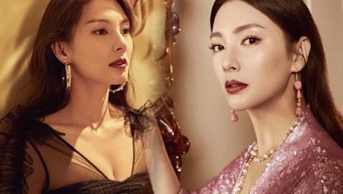 张雨绮与前夫争执风波后晒写真 演绎时尚御姐展独立女性魅力