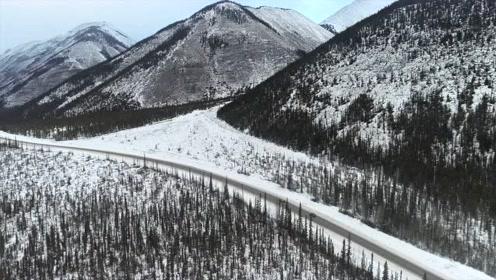 翻山越岭冰原大道 星夜兼程阿拉斯加 - 越野路书S11E02