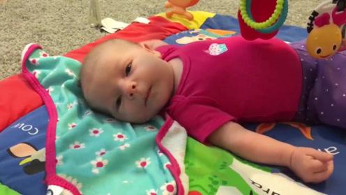宝宝刚睡醒有这3种表现,新手妈妈别太疑惑,都是性格特征的表现