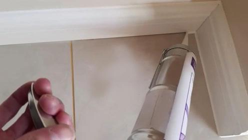 打玻璃胶技巧_打玻璃胶技巧视频,这一气呵成的手法值得同行借鉴,太6了!