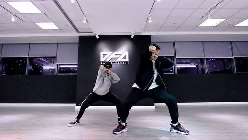 Swag风格初级舞蹈教学
