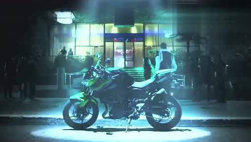 川崎全新Z400官方视频!是每个男人的梦