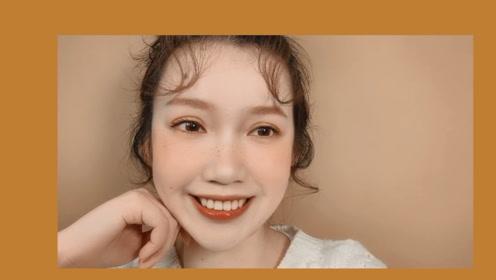 温柔眼眸秋波暗送 教你打造日系透明感妆容