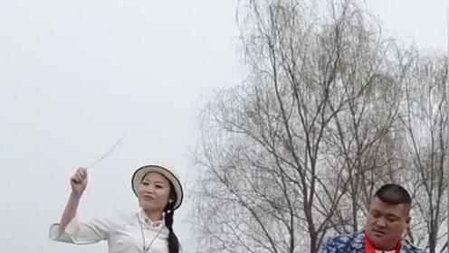 草帽姐一首《牧羊曲》火了,开口就被惊艳,这才是中国好声音!