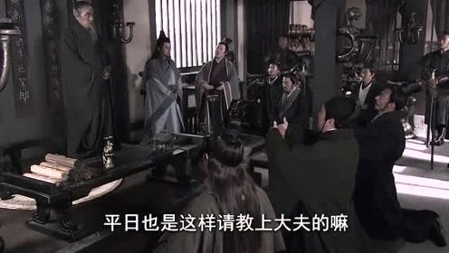 大秦帝国:秦献公大雪中,面对秦国的国难,更添悲凉!