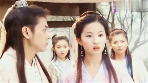 《烟雨庄》-神仙姐姐刘亦菲,天龙八路王语嫣!