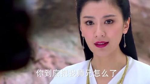 无崖子把掌门之位传给了她,李秋水非常嫉妒,直接抢了掌门指环