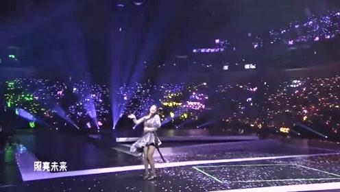 徐梦洁独白舞蹈,自信迷人的舞姿,吸引粉丝狂热欢呼!
