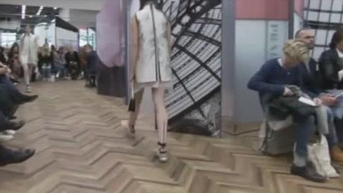 普拉达米兰时装周女装秀-唯一的少女系时装秀!好看
